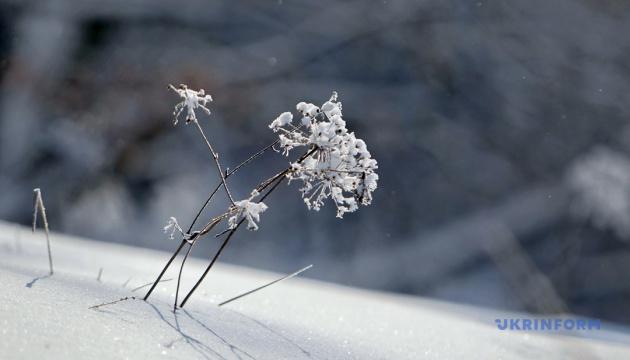 Карпати вкрило снігом, рятувальники просять не ходити в гори