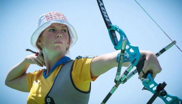 Українка Січенікова вийшла у фінал чемпіонату Європи зі стрільби з лука