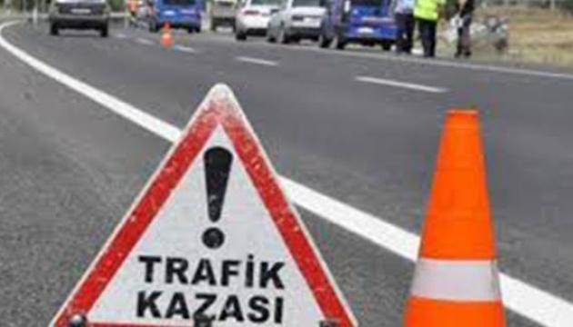 У Туреччині перекинувся автобус зі школярами, 12 постраждалих