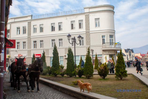 Колишній готель