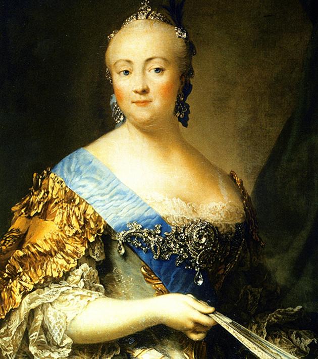 Імператриця Єлізавета Петрівна