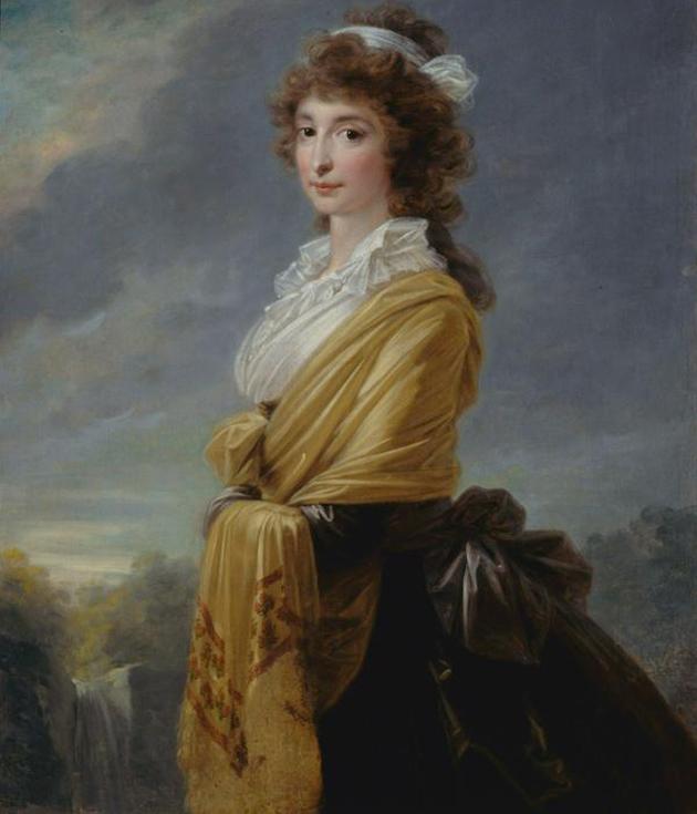 Графиня Єлізавета Тун-Ґогенштейн