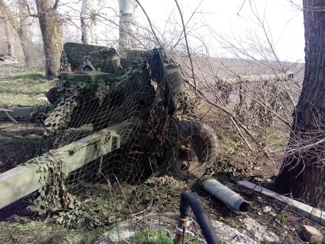 Артилерійська буссоль ПАБ-3 - перша гармата Сергія
