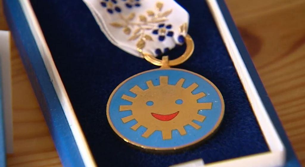 Так виглядає Орден Усмішки