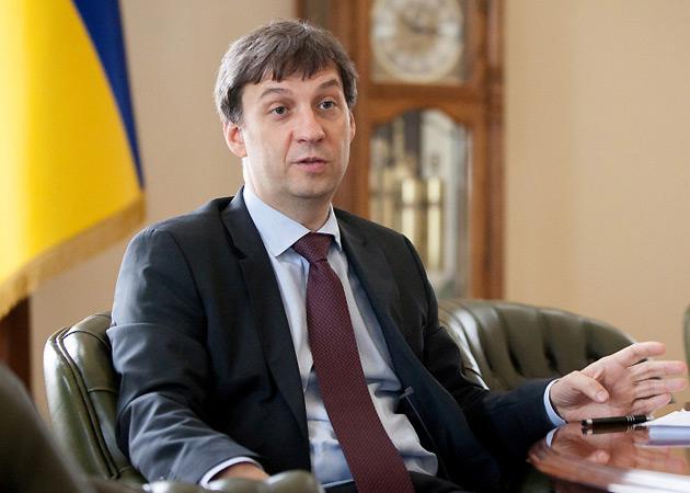 Олег Чурій, заступник голови НБУ