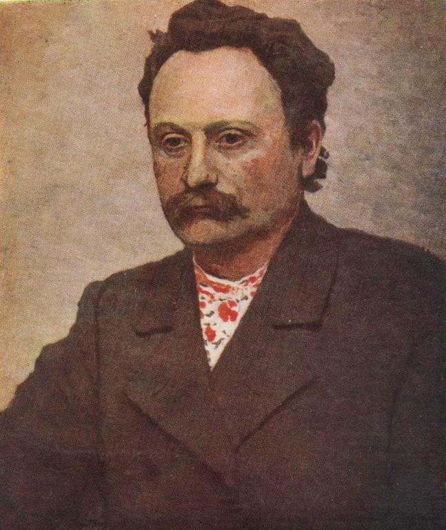 Портрет Івана Франка, 1925 р.