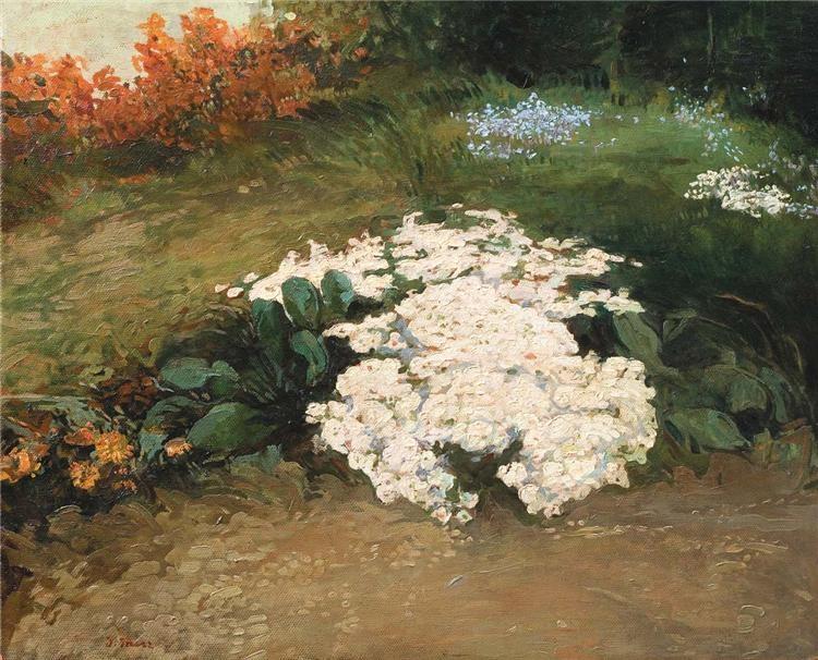 Квіти, 1920-ті рр.
