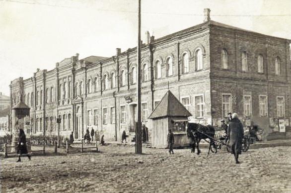 Мелітопольське реальне училище, початок XX століття