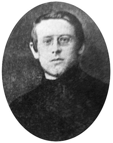 8-Симон Петлюра, Полтава, 1902 р.