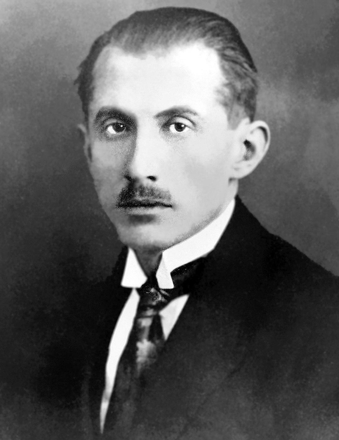 19-студент-правник Євген Коновалець, 1910-ті рр. 1
