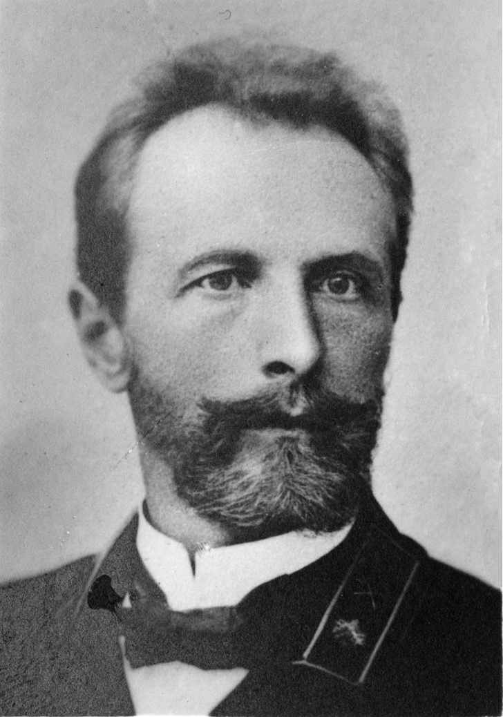 2-перший президент Ліги пригноблених народів Росії Міхал Лемпицький