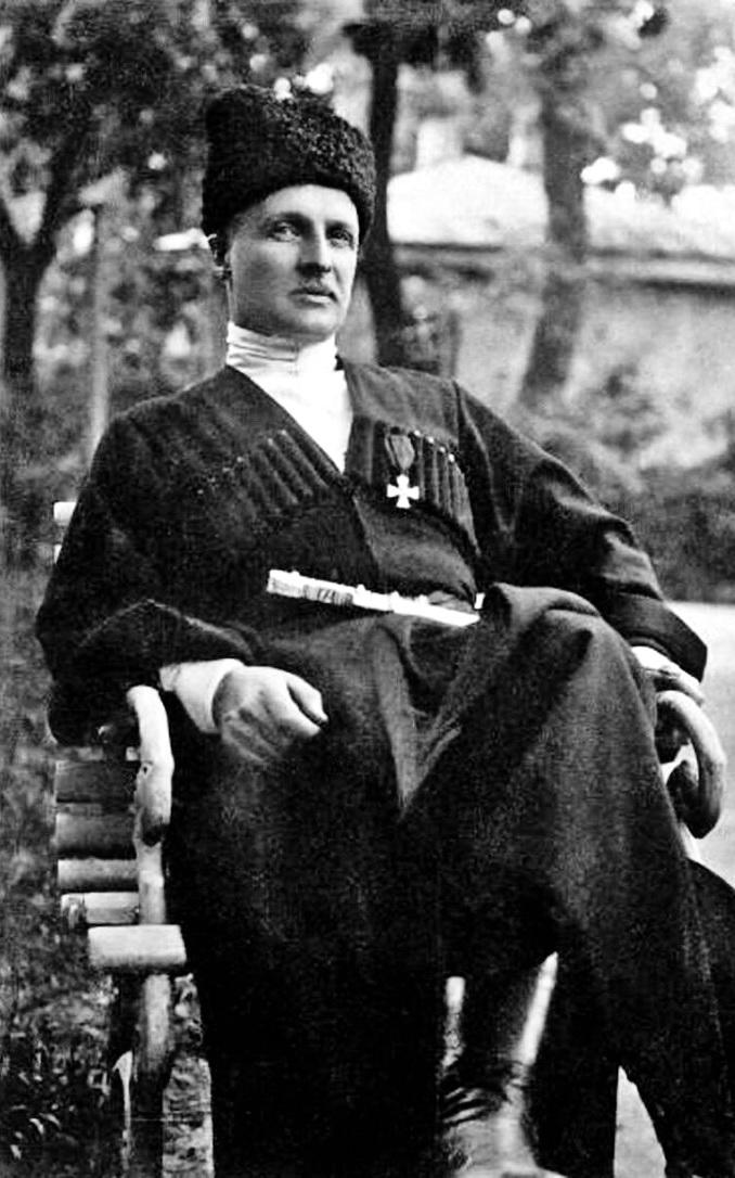 5-гетьман Павло Скоропадский, 1918 р.