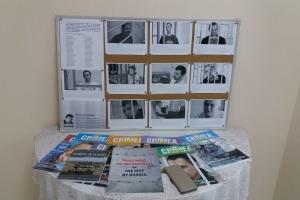 У Кишиневі відкрилася виставка малюнків Романа Сущенка