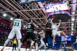 Суперліга: «Запоріжжя» і «Прометей» перемогли, «Дніпро» обіграв «Київ-Баскет»