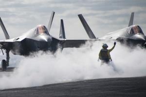 США: Туреччина втратить винищувач F-35, якщо придбає у Росії систему ППО