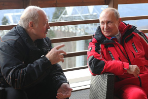 """""""Примус до інтеграції"""": Лукашенко показав Путіну добірку пропаганди в КремлеЗМІ"""