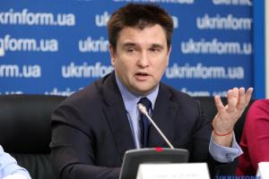 Путін не збирається повертати Україні контроль над кордоном - Клімкін
