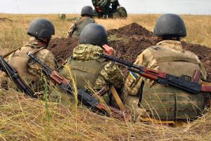 Оккупанты накрыли минометным огнем позиции ВСУ под Опытным