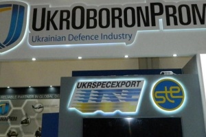 Ukroboronprom exports arms worth almost a billion dollars last year