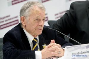 """Джемілєв розповів про підготовку зустрічі з Зеленським, щоб поставити крапки над """"і"""""""