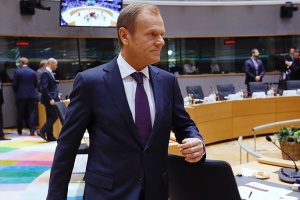 Tusk, Zelensky to meet at EU-Ukraine summit in July
