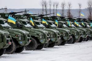 Siły Zbrojne Ukrainy otrzymały ponad 400 sztuk uzbrojenia i sprzętu wojskowego