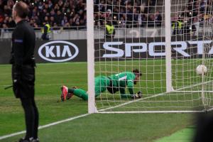 Achtelfinale der UEFA Europa League: Dynamo Kyiv verliert gegen Chelsea