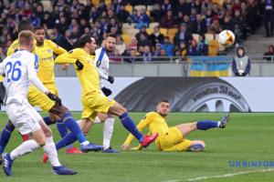 El Dynamo pierde ante el Chelsea en los octavos de final de la UEFA Europa League (Fotos)