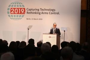 """Нові види зброї: Берлін закликає до чітких правил, аби не допустити """"наступу роботів"""""""