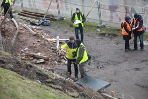У Кракові на будівництві загинув 45-річний українець