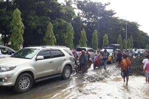 Кількість загиблих від повені в Індонезії зросла до 104
