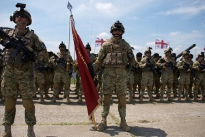 "Militärübung ""NATO – Georgien 2019"" begonnen"