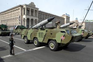 Українські військові на Донбасі прикриті надійним ракетним щитом - штаб