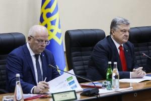 Украина первой в мире диверсифицировала поставки атомного топлива - Порошенко