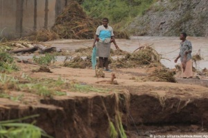 Количество жертв тропического циклона в Африке превысило 160