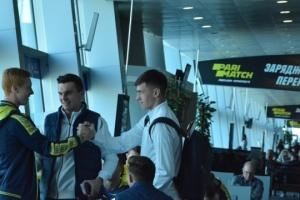 Юнацька команда України з футболу U20 вирушила на збір до Іспанії