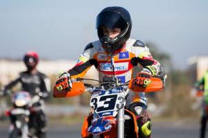 13-річний український мотогонщик Ковальов виступить у серії ADAC Junior Cup