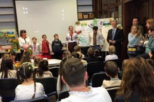 Українська школа в Берліні відсвяткувала перший день народження