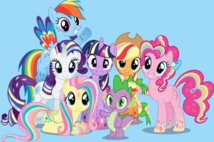 My Little Pony: забавные факты из жизни мультгероев