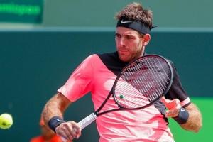 Теніс: Дель Потро пропустить Мастерс у Маямі