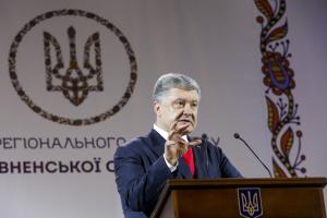 Poroszenko - nie będzie prywatnych armii na Ukrainie