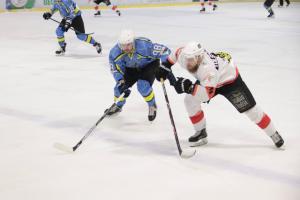 «Днепр» сравнял счет в полуфинале плей-офф УХЛ против «Кременчуга»
