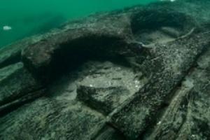На дні Нілу знайдений корабель древніх єгиптян, описаний Геродотом