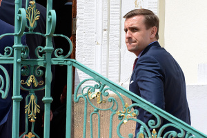 Єлісєєв після звільнення з МЗС очолив громадську організацію