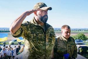 Генерала Кривоноса призначили відповідальним за тероборону України