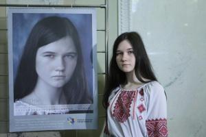 У Раді презентували календар із фотографіями дітей загиблих учасників АТО