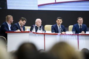 Гройсман відзначив перші ознаки змін на Тернопільщині