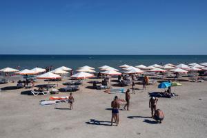 Курортный Геническ получил туристический бренд и слоган