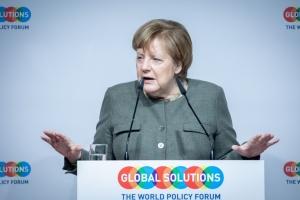 Меркель: Буду до останнього боротися за упорядкований Brexit