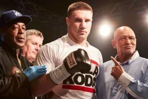 Український боксер Сіренко може стати спаринг-партнером Джошуа